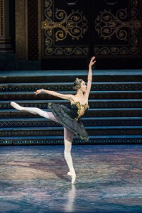 Hee Seo as Odile, ABT's Swan Lake, photo © Darren Thomas