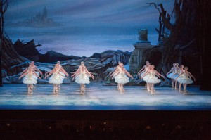 ABT's Swan Lake, photo © Darren Thomas