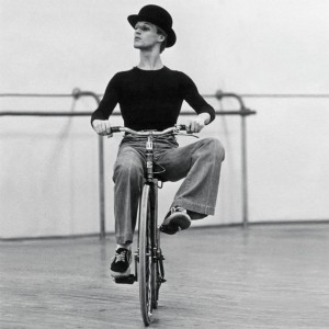 Danilo Radojevic in Superboy, Australian Ballet, 1977, Arts Centre Melbourne, Performing Arts Collection