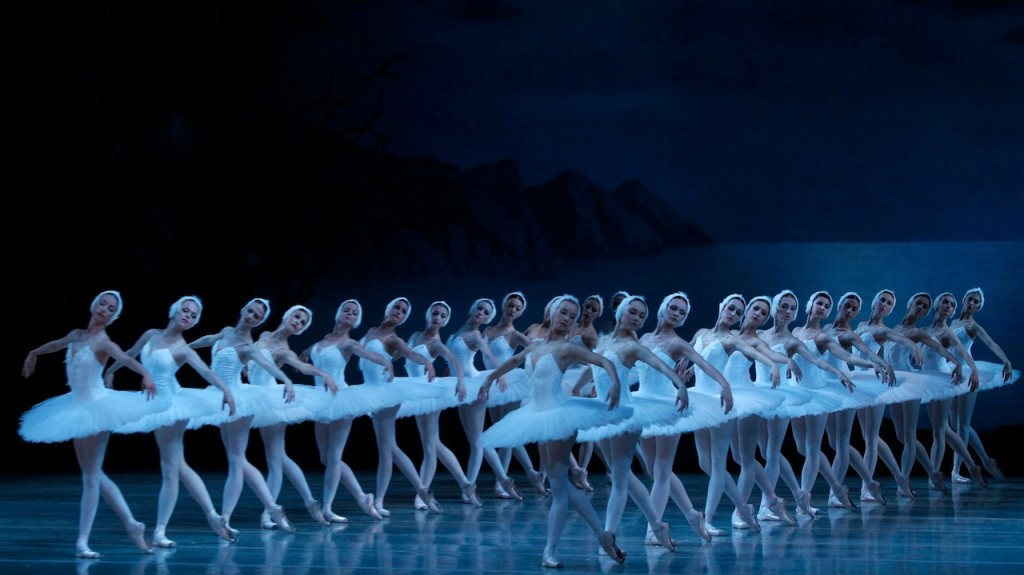 an analysis of the movie black swan and the ballet swan lake