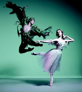 The Dream, Chengwu Guo and Madeleine Eastoe, photo © Georges Antoni