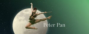 Queensland Ballet, Trey McIntyre's Peter Pan, Rian Thompson, photo © Georges Antoni