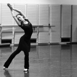 Gillian Murphy rehearsing La Bayadere, The Australian Ballet,  photo © Kate Langley