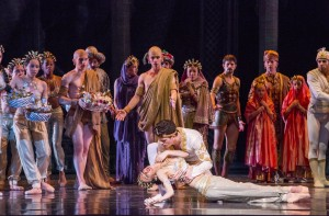 Stanton Welch's production of La Bayadere, Joffrey Ballet