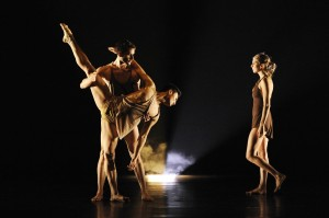 Richard Cilli, Chen Wen and Juliette Barton, LANDforms, Sydney Dance Company, photographer unknown