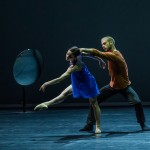 Sydney Dance Company, Quintett, Jesse Scales and Cass Mortimer Eipper, photo © Peter Greig