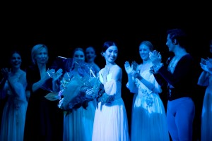 Ako Kondo, promoted to principal after the Australian Ballet's Giselle