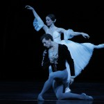 Madeleine Eastoe and Kevin Jackson, GIselle, Australian Ballet, © photo Jeff Busby