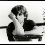 Baryshnikov, photo © Irving Penn