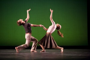 Mark Morris Dance Group, Festival Dance, photo © Stephanie Berger