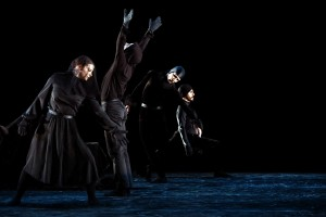 Mark Morris Dance Group, Whelm, photo © Prudence Upton