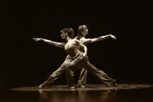 Sylvie Guillem and Emanuela Montanari, Here & After, photo © Bill Cooper