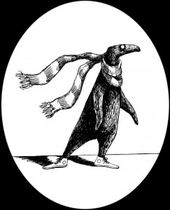 The Doubtful Guest, Edward Gorey