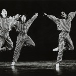 Christine Uchida, Erzsebet Foldi and Shelley Washington as the Stompers, In the Upper Room, photo ©Herbert Migdoll