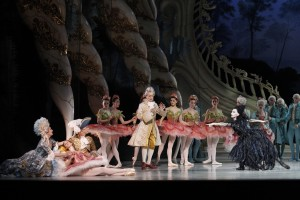 Artists of The Australian Ballet, The Sleeping Beauty, photo © Jeff Busby