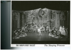 The Sleeping Princess, Borovansky Ballet, The Sleeping Princess, Borovansky Ballet, photo © Royce Rees / Hal Williamson, negatives at the State Library of NSW