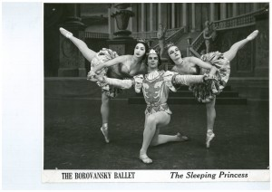 The Sleeping Princess, Borovansky Ballet, photographer unknown