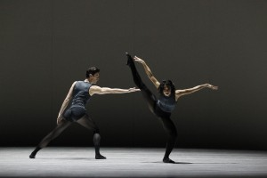 Andrew Killian and Vivienne Wong in Filigree and Shadow, photo © Jeff Busby