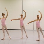 John Byrne's ballet syllabus, Alexis, Emilie, Stella, photo © Lynette Wills