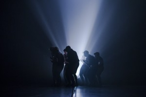 Confirm, Sydney Dance Company's New Breed, choreography Kristina Chan, photo © Peter Greig
