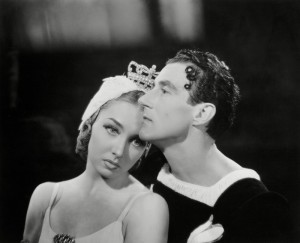 Irina Baronova and Anton Dolin, 1933,  photographer unknown