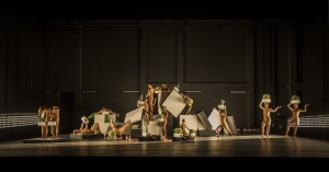 Cacti, Sydney Dance Company, photo© Peter Greig