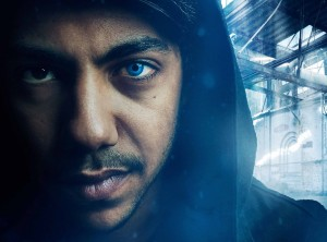 Hunter Page-Lochard as Koen in Cleverman, photo ABC-TV