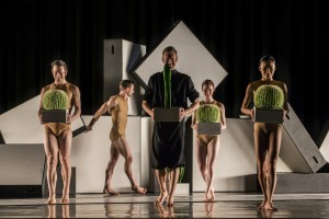 Cacti, Sydney Dance Company, photo © Peter Greig
