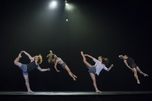 Lux Tenebris, Sydney Dance Company, Nelson Earl, Holly Doyle, Fiona Jopp, David Mack, photo © Peter Greig