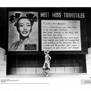 Sono Osato as Ivy Smith in On the Town