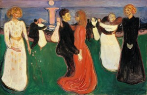 Edward Munch, The Dance of Life