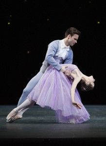 Alexander Campbell and Emma Maguire, In the Night, Royal Ballet, photo @ Tristram Kenton, ROH