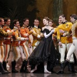 Artists of the Australian Ballet, The Merry Widow, photo © Jeff Busby