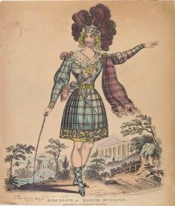Maria Stanhope (née Foote), Countess of Harrington, as Moggy McGilpin