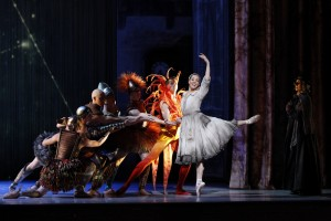 Leanne Stojmenov and artists of the Australian Ballet, Ratmansky's Cinderella