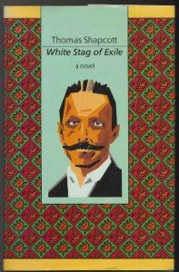 White Stag of Exile, book cover