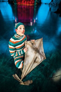 The Innocent, Photo: Matt Beard Costumes, Marie-Chantale Vaillancourt © 2012 Cirque du Soleil