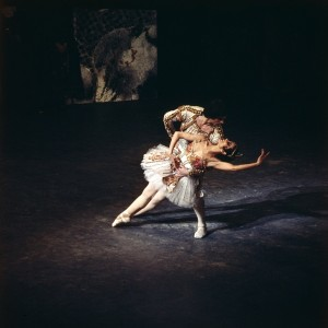 Rudolf Nureyev and Lucette Aldous, Don Quixote, 1970, photo © Paul Cox
