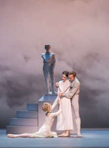 The Winter's Tale, Royal Ballet, photo © Johan Persson