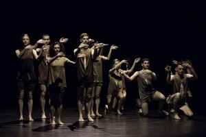 Wildebeest, Sydney Dance Company, photo © Pedro Greig