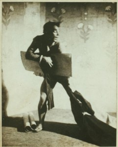 Vaslav Nijinsky in Tyl Eulenspiegel, 1916, photo © Karl Struss