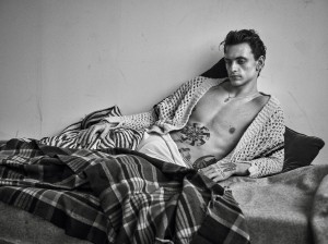 Sergei Polunin, Vogue Hommes, Paris, April 2016