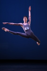 Genee 2016, Silver Medal Winner, Brayden Gallucci, photo © Winkipop Media