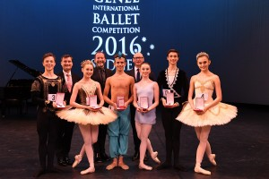 Genee 2016, the finalists and judges, photo © Winkipop Media