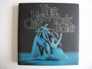 The New York City Ballet book cover