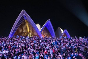 Disney in Concert - Under the Stars, Sydney Opera House forecourt, 2016