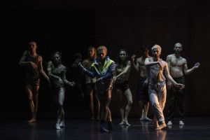 Ocho, Sydney Dance Company, photo © Pedro Greig