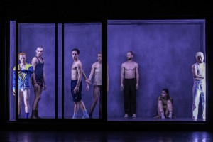 Ocho, Sydney Dance Company ensemble, photo © Pedro Greig