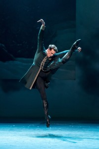 Edward Watson, The Winter's Tale, Royal Ballet, photo © Darren Thomas