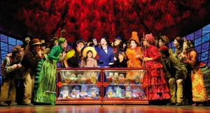 Mary Poppins the Musical on Broadway